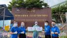 Chung tay đẩy lùi dịch bệnh, tấm lòng của học sinh, phụ huynh và thầy cô trường Phan Đình Phùng đã được gửi tới đúng nơi, đúng chỗ.