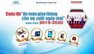 Hướng dẫn thi trực tuyến Cuộc thi ATGT cho nụ cười ngày mai năm học 2019 - 2020