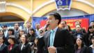 Rộn ràng lễ meeting chào mừng ngày nhà giáo Việt Nam 20-11