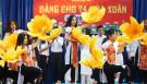 """Sinh hoạt dưới cờ: """"Kỷ niệm 89 năm ngày thành lập Đảng cộng sản Việt Nam"""""""